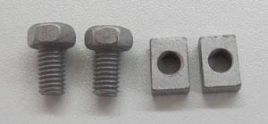 IG2800,IG5500バッテリーケーブル結線用ボルト&ナット